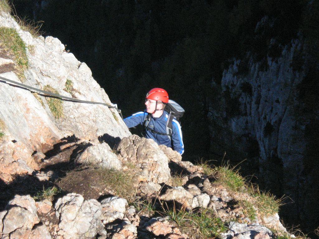 Klettersteig Hochlantsch : Hochlantsch klettersteig
